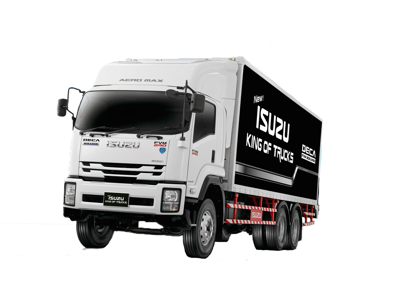 ISUZU FVM 300/240